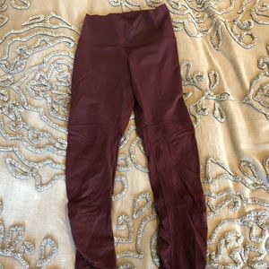 Lululemon Wunder Under Stirrup Pants